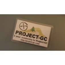 Project-GC Membership 1 year (physical)